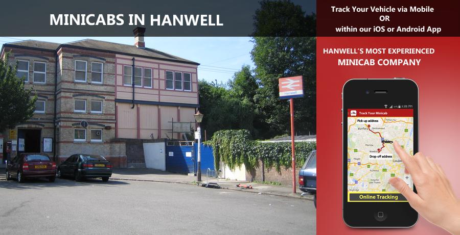 minicab-in-hanwell