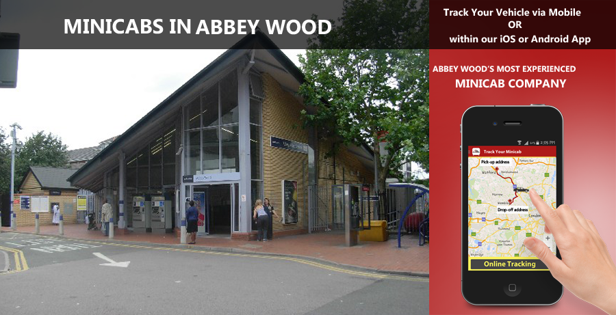 minicab-in-Abbey Wood