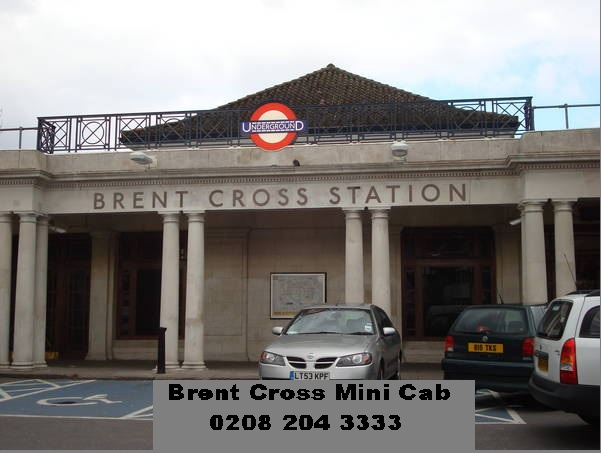 minicab-in-Brent Cross