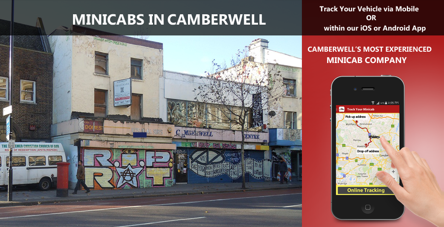 minicab-in-Camberwell