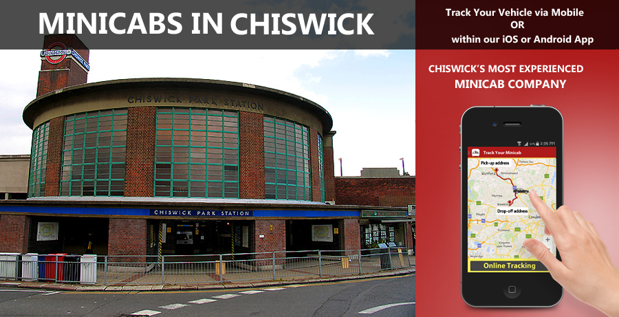 minicab-in-Chiswick