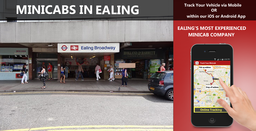 minicab-in-Ealing