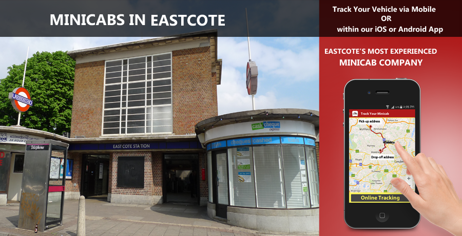 minicab-in-Eastcote
