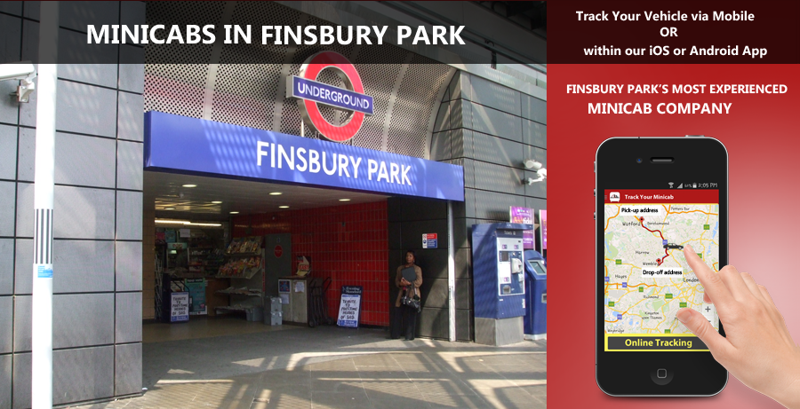 minicab-in-Finsbury Park