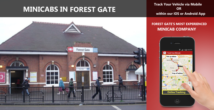 minicab-in-Forest Gate