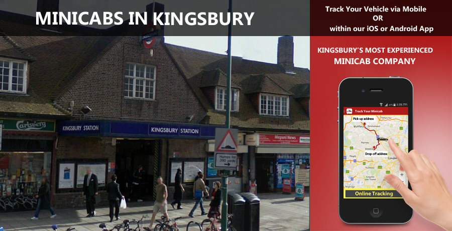 minicab-in-Kingsbury