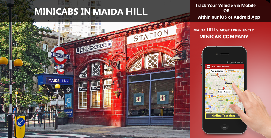 minicab-in-maida hill
