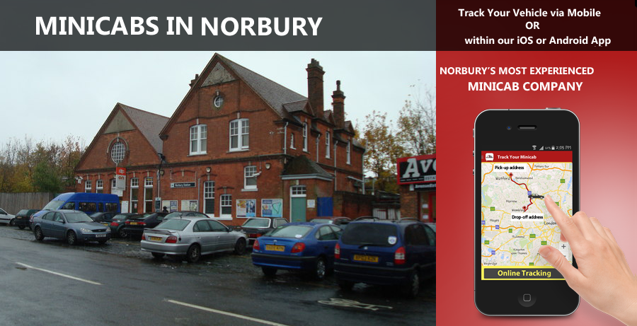 minicab-in-Norbury
