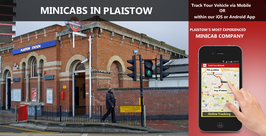 minicab-in-Plaistow