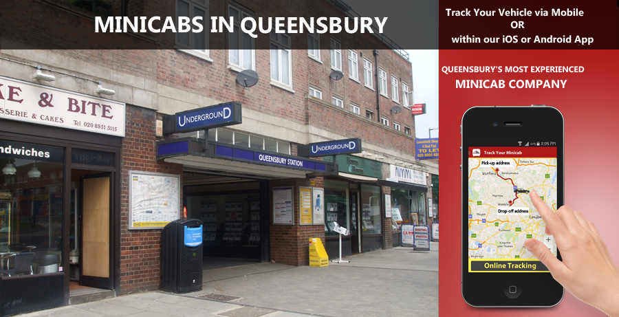 minicab-in-Queensbury