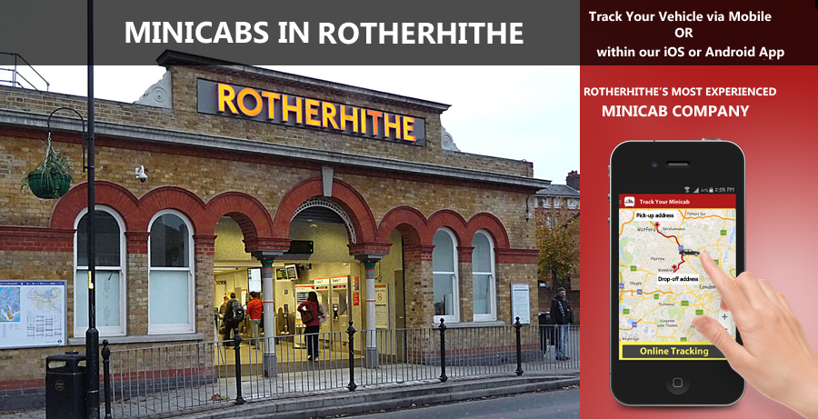 minicab-in-Rotherhithe
