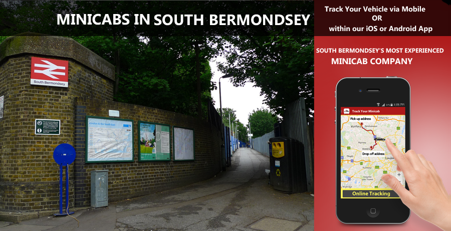 minicab-in-South Bermondsey
