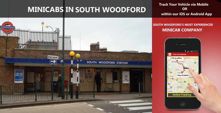 minicab-in-South Woodford