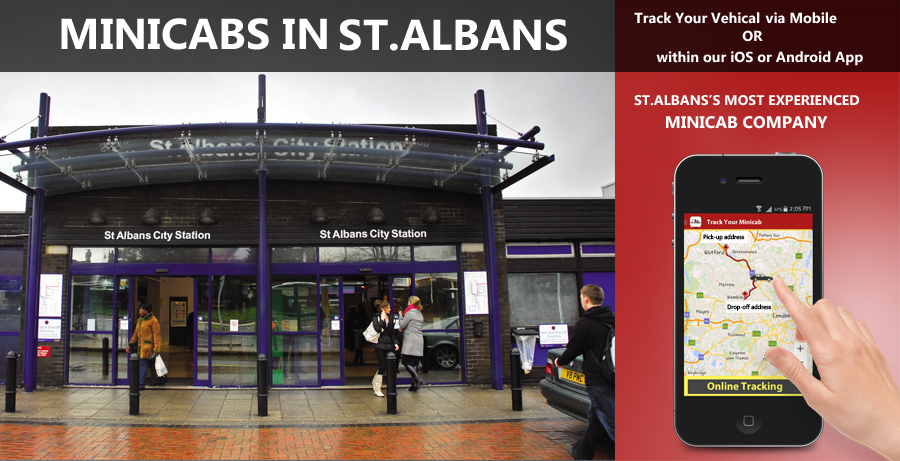 minicab-in-St.Albans