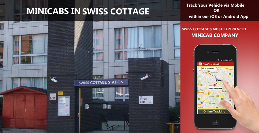minicab-in-Swiss Cottage