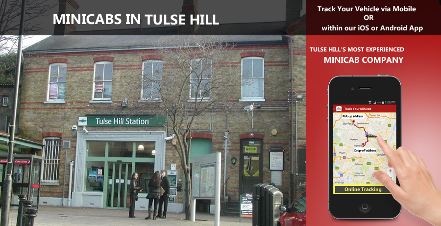 minicab-in-Tulse Hill