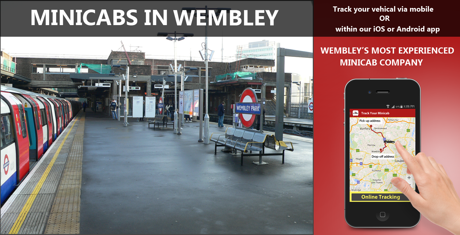 minicab-in-Wembley