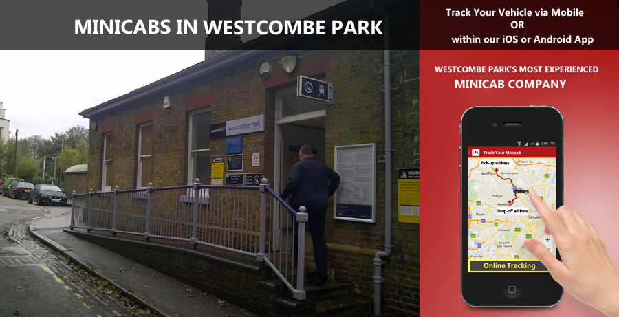 minicab-in-Westcombe Park